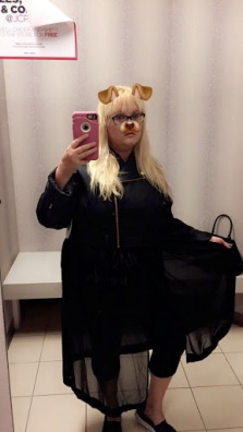91440494459 J k I didn t really see anything else I wanted to try on…our store had Some  items from the Ashley Nell Tipton Collection